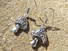 Silver Indian Jewellery Earrings without Stone