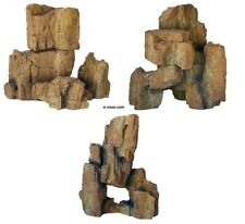Hobby Fossil Rock, Various Sizes, Singlepack & Discount Double Pack
