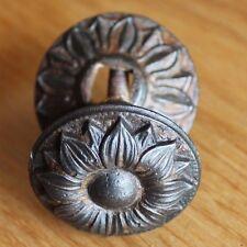 petite poignée de porte serrure loqué  porte targette