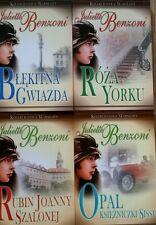 Polish Romance Sagas General & Literary Fiction Books