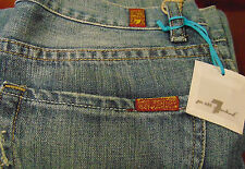 7 for all Mankind Women's Jeans NWT 29 distressed