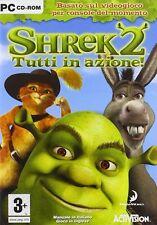 Shrek 2 - Tutti In Azione PC CD-Rom