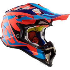 LS2 Subverter Off-Road MX SxS Helmet Nimble Black/Orange/Blue Large BRAND NEW