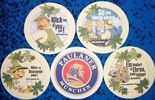 Bierdeckel Serie - Paulaner Bräu München - Bayern Oktoberfest - 2004