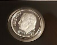 2019 S Silver Roosevelt Dime Deep Cameo Gem Proof IN STOCK