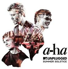 MTV Unplugged: Summer Solstice by a-ha (CD, Oct-2017, 2 Discs, Universal)