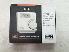 EPH Controls Wireless Room Thermostat RFR