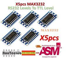 5pcs Mini RS232 MAX3232 Levels To TTL Level Module Serial Converter Board