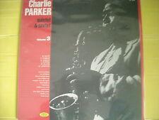 LP CHARLIE PARKER MILES DAVIS MAX ROACH QUINTET & SEXTET VOL.3 SIGILLATO SEALED