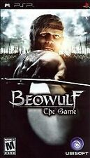 NEW! BEOWULF THE GAME PSP VIDEO GAME UMD PLAYSTATION EA SPORTS Factory Sealed