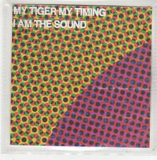 (FN532) My Tiger My Timing, I Am The Sound - 2009 DJ CD