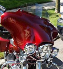 "Harley Davidson 8"" light smoke windshield Street Glide/Electra Glide 1996-2013"