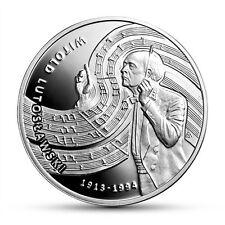 Poland / Polen - 10zl Witold Lutoslawski