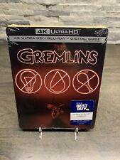 Gremlins Steelbook 4K Blu-ray And Digital Best Buy Exclusive Some Out