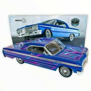 Redcat SixtyFour Fully Functional 1:10 Scale Lowrider (Limited Edition) (Blue)