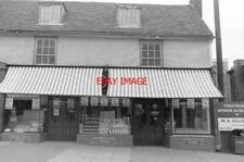 PHOTO  1971 HARLOW INTERNATIONAL STORES HIGH STREET GENERAL GROCER IN OLD HARLOW