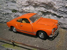Yatming Volkswagen ( VW ) Karmann-Ghia 1966 1:18 Orange