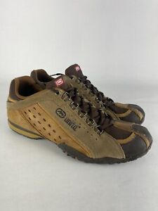 Unltd By Marc Ecko Donovan Defiant Mens Comfort Walking Shoes Brown Size 10.5