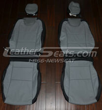 2010 - 2012 Chevy Camaro Coupe or Convertible Leather Interior Seat Covers NEW