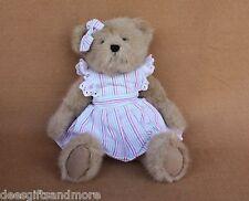 Boyds Bears Pluh Campbell Marie Vintage Garden Ex 2005*