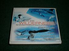 Into The Wilderness Galahad & David Britten 3 CDs~RARE Nature Sounds & Music