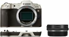 Canon EOS RP Digital Camera GOLD Special Edition + EF‐EOS R Mount Adapter Kit