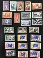 France Collection2 MH/MNH Stamps