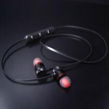 Wireless BT4.1 Sports Headset Headphone Earphones Mic For iPhone 7 Plus #E