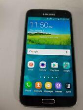 Samsung Galaxy S5 16GB Black SM-G900W8 (Unlocked) Great Phone Discounted JW3986