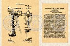 Patent for the OUTBOARD Boat MOTOR - EVINRUDE #269