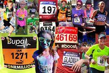 Bib Clips Race number clips EventClip.net 150 Designs No1 Best Seller