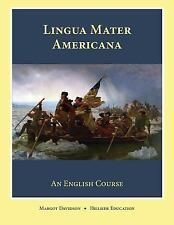 Lingua Mater Americana by Margot Davidson (2016, Paperback)
