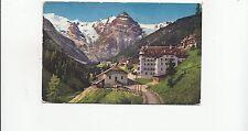 B79990 strada della stelvio hotel posta gruppo de bolzano italy front/back image