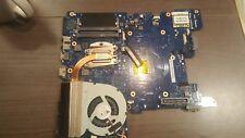 Fonctionne, carte mère Samsung 400B aegis-15 amt + CPU + FAN + WIFI complet