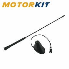 "16"" Roof Mast Whip Antenna w/ Radio Base For VW Fit Beetle Jetta Passat MK 3 4"