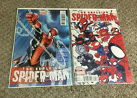 The Superior Spider-man #1 #32  comics by Marvel, variant set, near mint