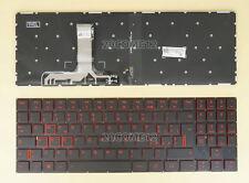 For Lenovo Legion Y520-15IKB Y520-15IKBA Keyboard Red backlit Italian Tastiera