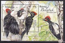 [SS] Malaysia 2013 Woodpecker M/S