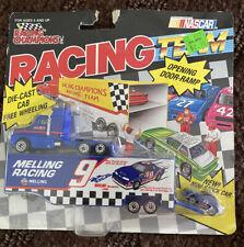 Racing Champions 1:87 Racing Team #9 Bill Elliott Blue Melling Ford Thunderbird