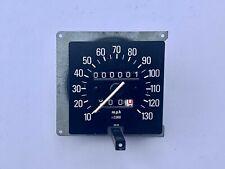 Volvo 240 Speedometer Gauge Miles USA for 1978 Volvo 240. PN: 1258988 / 1214937