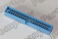 5x Tyco 40 Way Vertical PCB IDC Header Plug 8-1437045-3