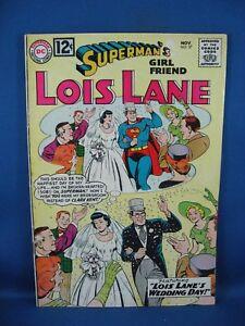Superman's Girl Friend, Lois Lane #37 (Nov 1962, DC) Fine