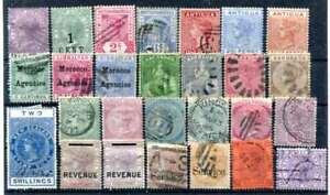 British colonies   -   QUEEN VICTORIA                                   (#12030)