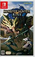Pre-order Monster Hunter Rise Switch JAPAN limited NEW w/tracking#