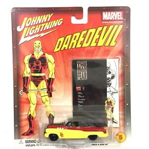2002 Marvel Johnny Lightning Daredevil #5 Bumongous NEW