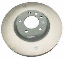 PORSCHE OEM 11-16 Cayenne Front Brake-Disc Rotor PASSENGER SIDE 95835140401
