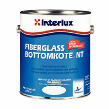 Interlux Fiberglass Bottomkote NT Bottom Ablative Paint Black Gallon YBB379G