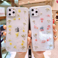 Shockproof Clear Cover Flower Case Phone Shell Skin Fit For iPhone 11 Pro Max