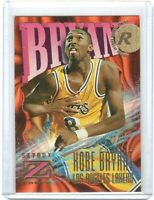 1996-97 KOBE BRYANT RC LAKERS SKYBOX Z FORCE #142 HOF Rookie Card FREE SHIPPING!