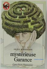 Mystérieuse Garance Nicole Schneegans 1988